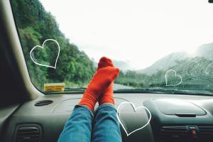 Cute and Fun Roadtrip Date