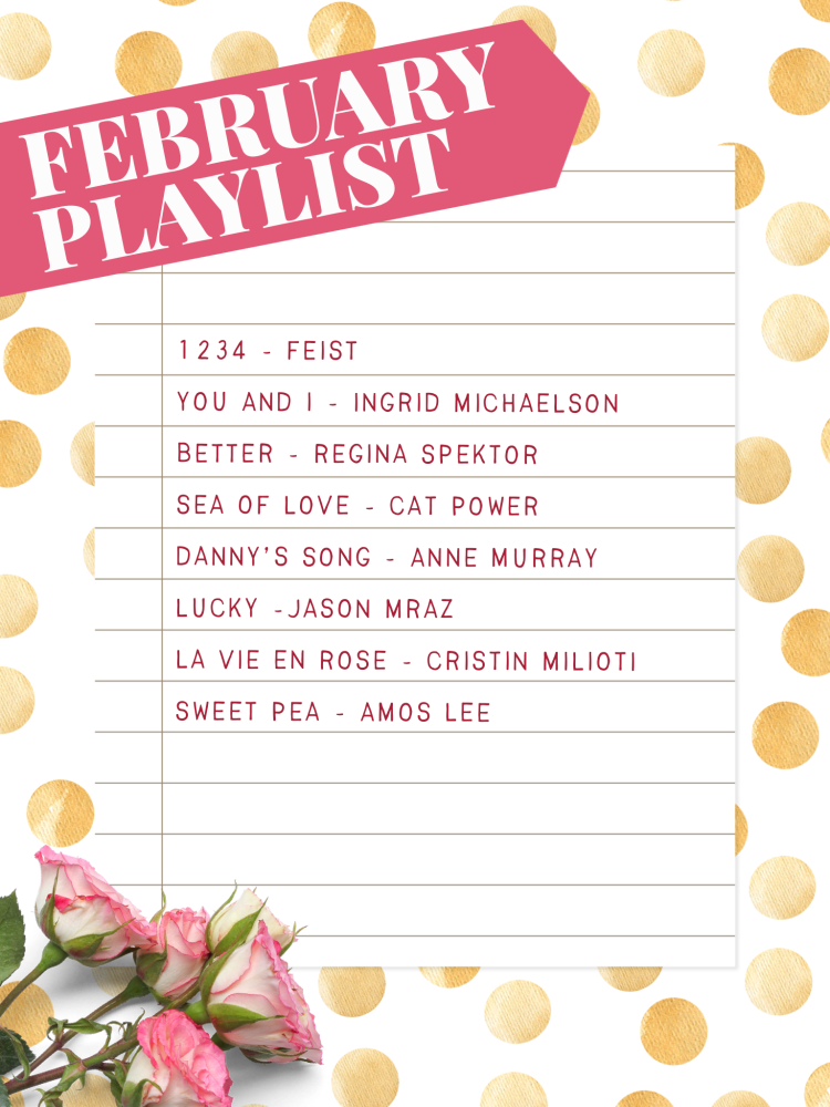 Romantic February Playlist for Valentine's Day